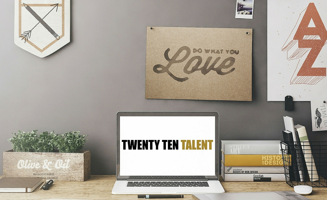 Reinvent your career - Twenty Ten Talent