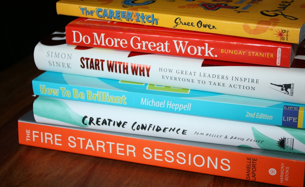 Twenty Ten Talent - 29 books to elevate your career in 2016