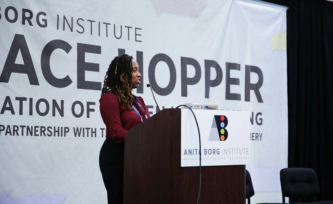 Twenty Ten Talent - Kaya Thomas - Grace Hopper Conference