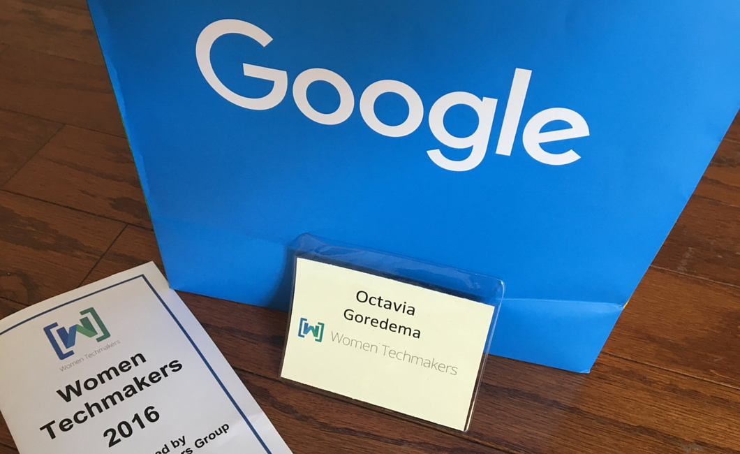 Google Women Techmakers - Women Techmakers 2016 Los Angeles