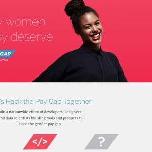 Twenty Ten Talent - 7 new apps to #HackThePayGap unveiled at The White House