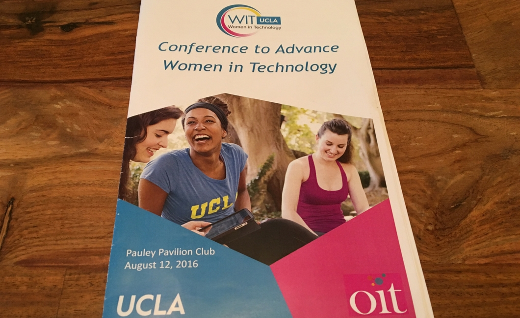 Twenty Ten Talent - UCLA Conference to Advance Women in Technology