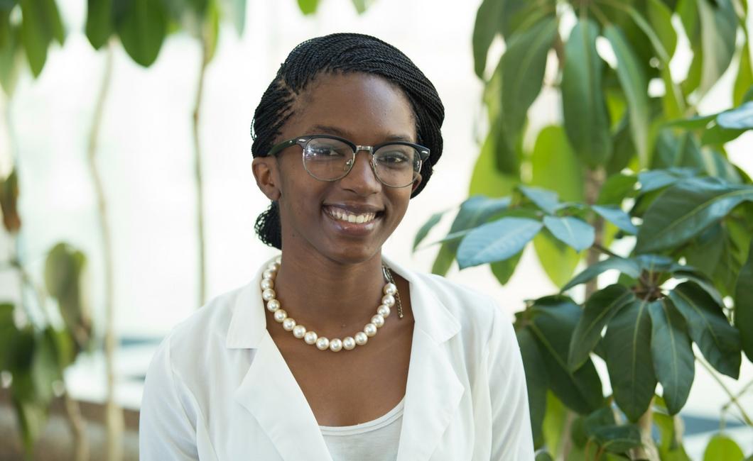 Twenty Ten Talent - Dominique Uwase Alonga